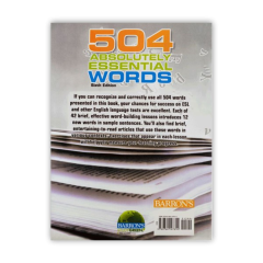 504 Absolutely Essential Words (6th edition)